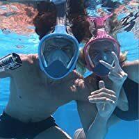 vaincre diving masks