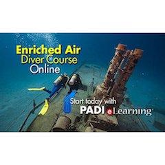 PADI Enriched Air Diver Course