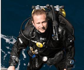 Dry Suit Diving Questions
